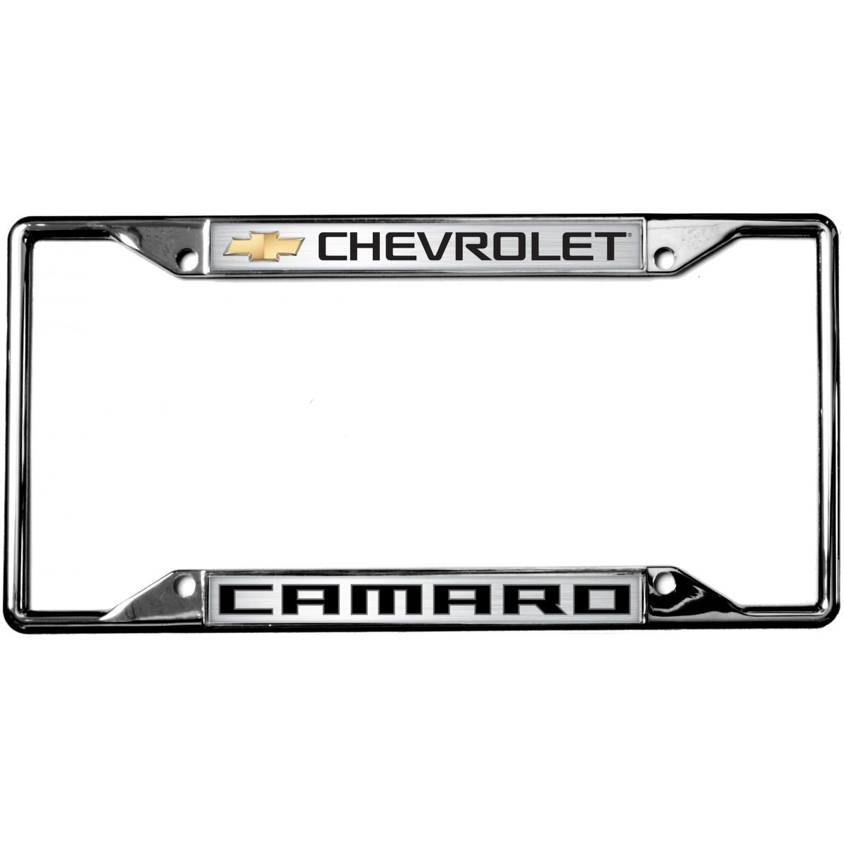 HossRods.com | Chevrolet Camaro License Plate Frame | Hot Rod ...
