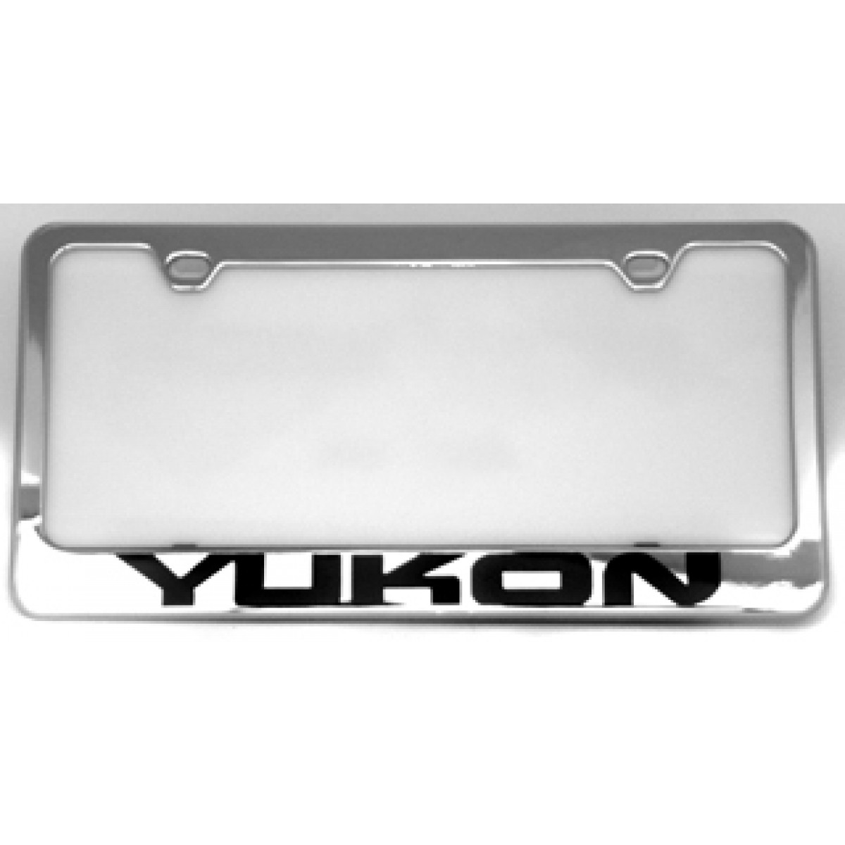 HossRods.com   GMC Yukon License Plate Frame   Hot Rod Accessories ...