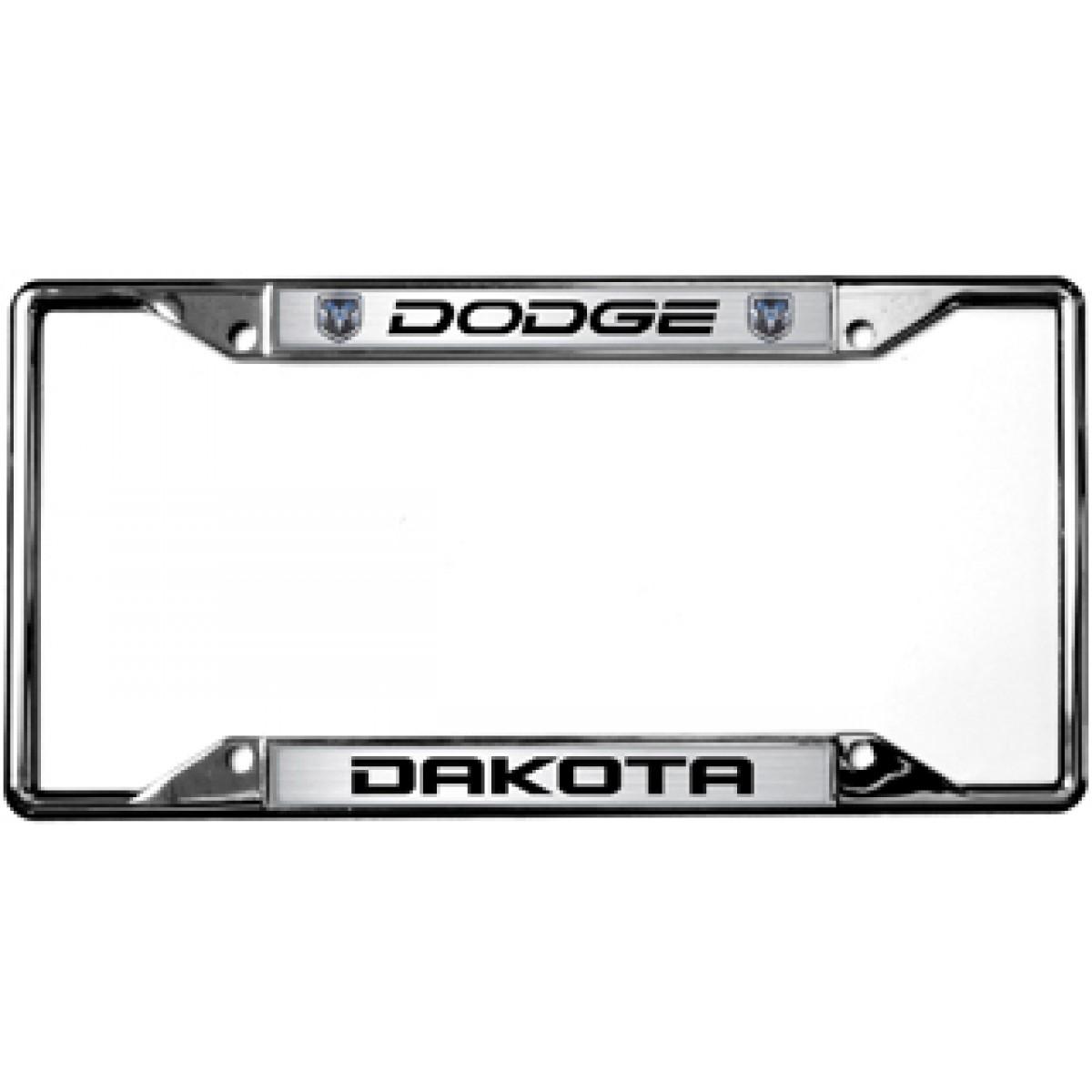 dodge dakota license plate frame - Dodge License Plate Frame