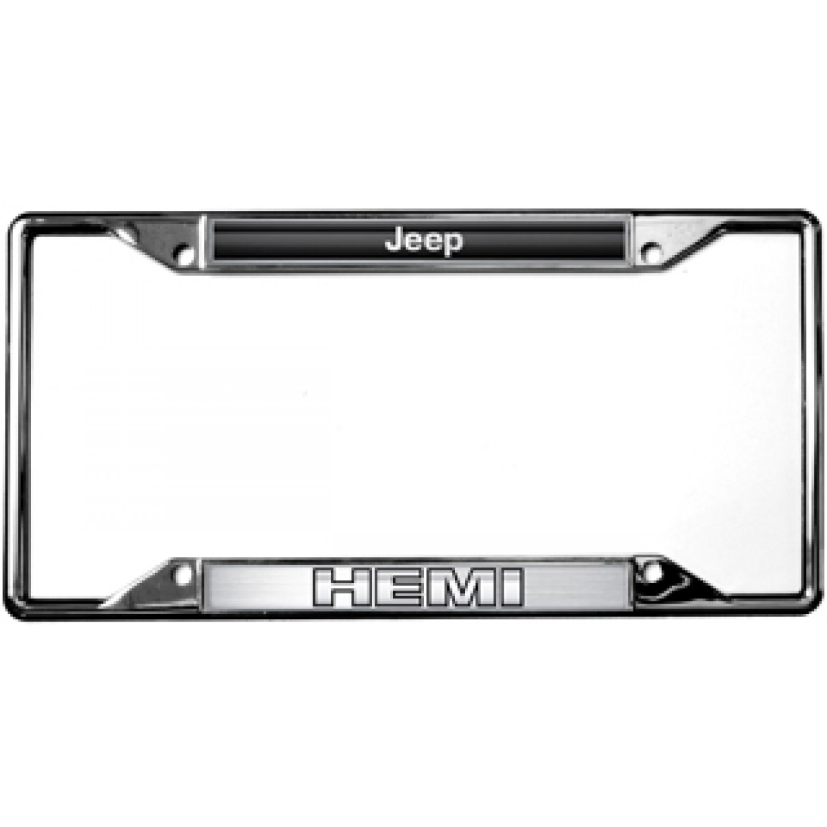 Jeep HEMI License Plate Frame