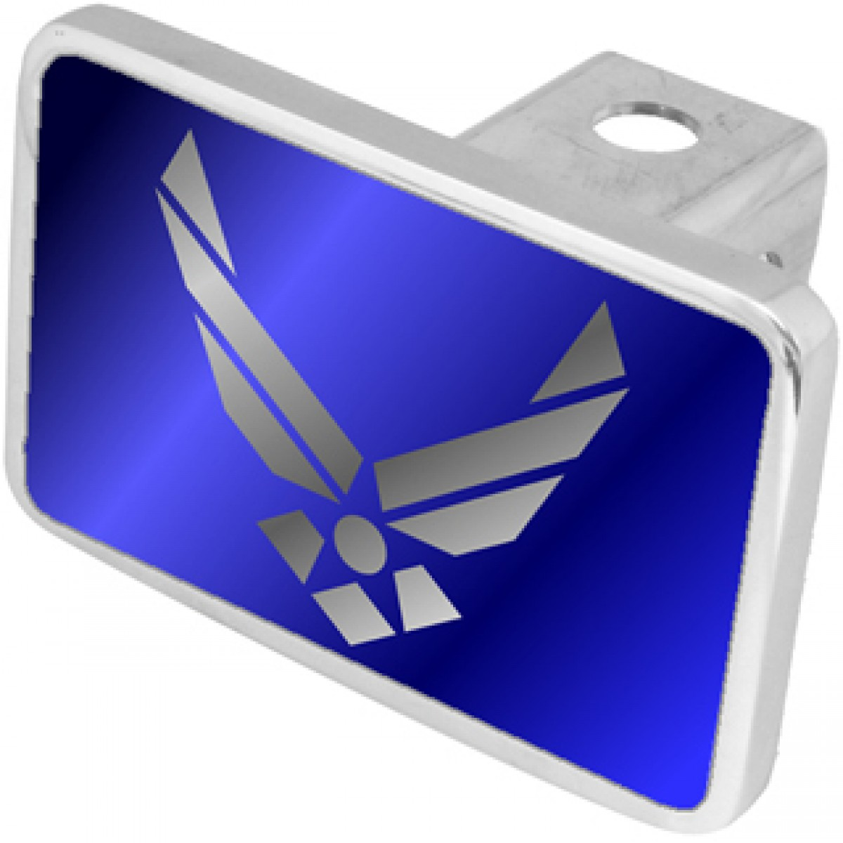 Hossrods Com Usaf Trailer Hitch Cover Custom Trailer