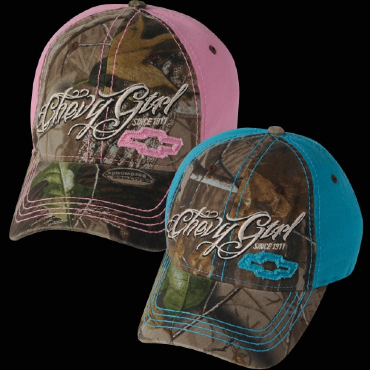 HossRods.| Chevy Girl Camo Hat | Hot Rod Accessories, Garage