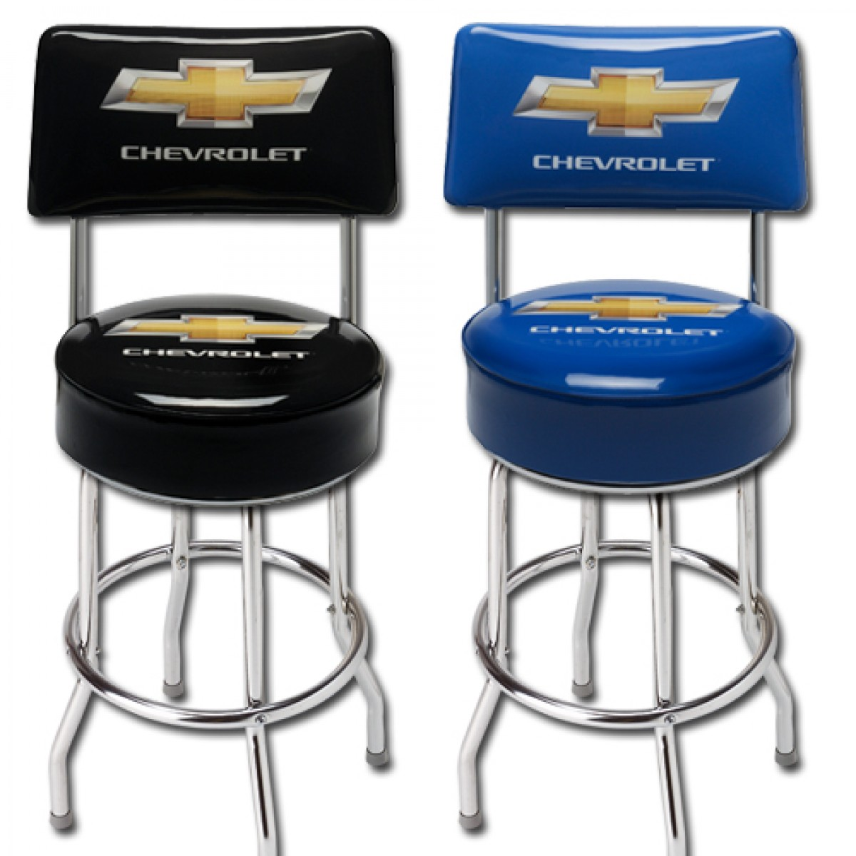 Hossrods Com Chevrolet Ez Comfort Counter Stool With