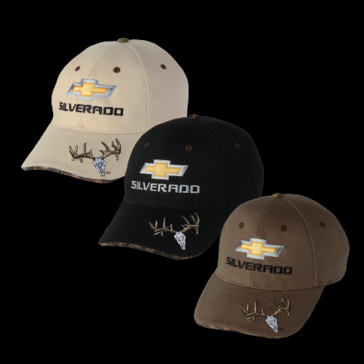 Hossrods Com Chevy Silverado Hat With Deer Skull Hot