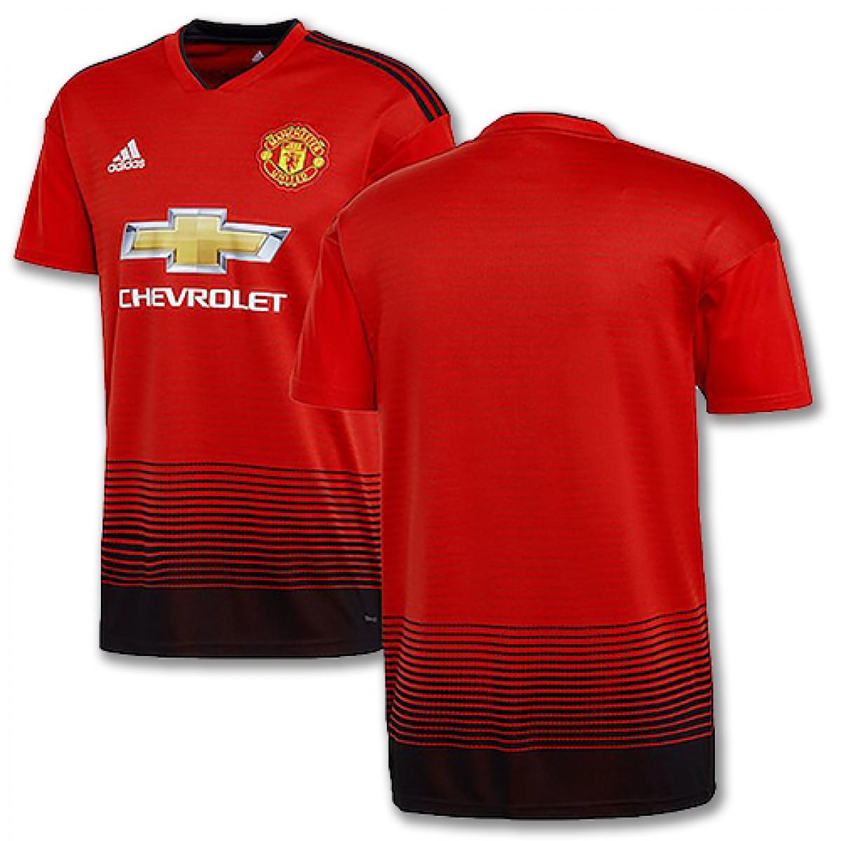 HossRods.com   Chevrolet Manchester United Shirt by Adidas   Hot ...