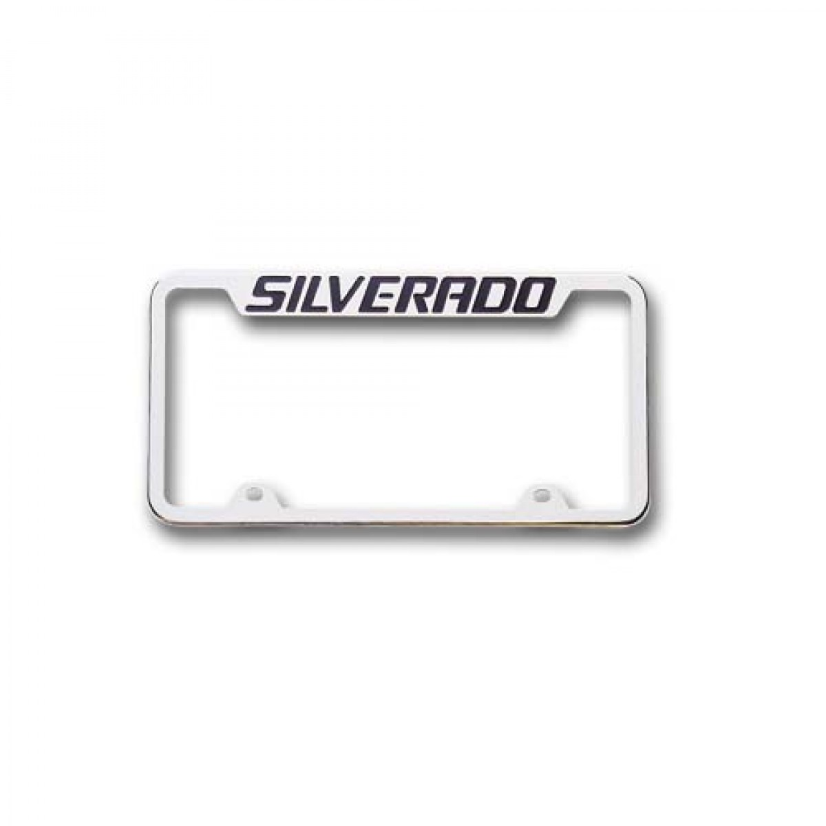 HossRods.com | Chevy Silverado License Plate Frame - Chrome | Hot ...