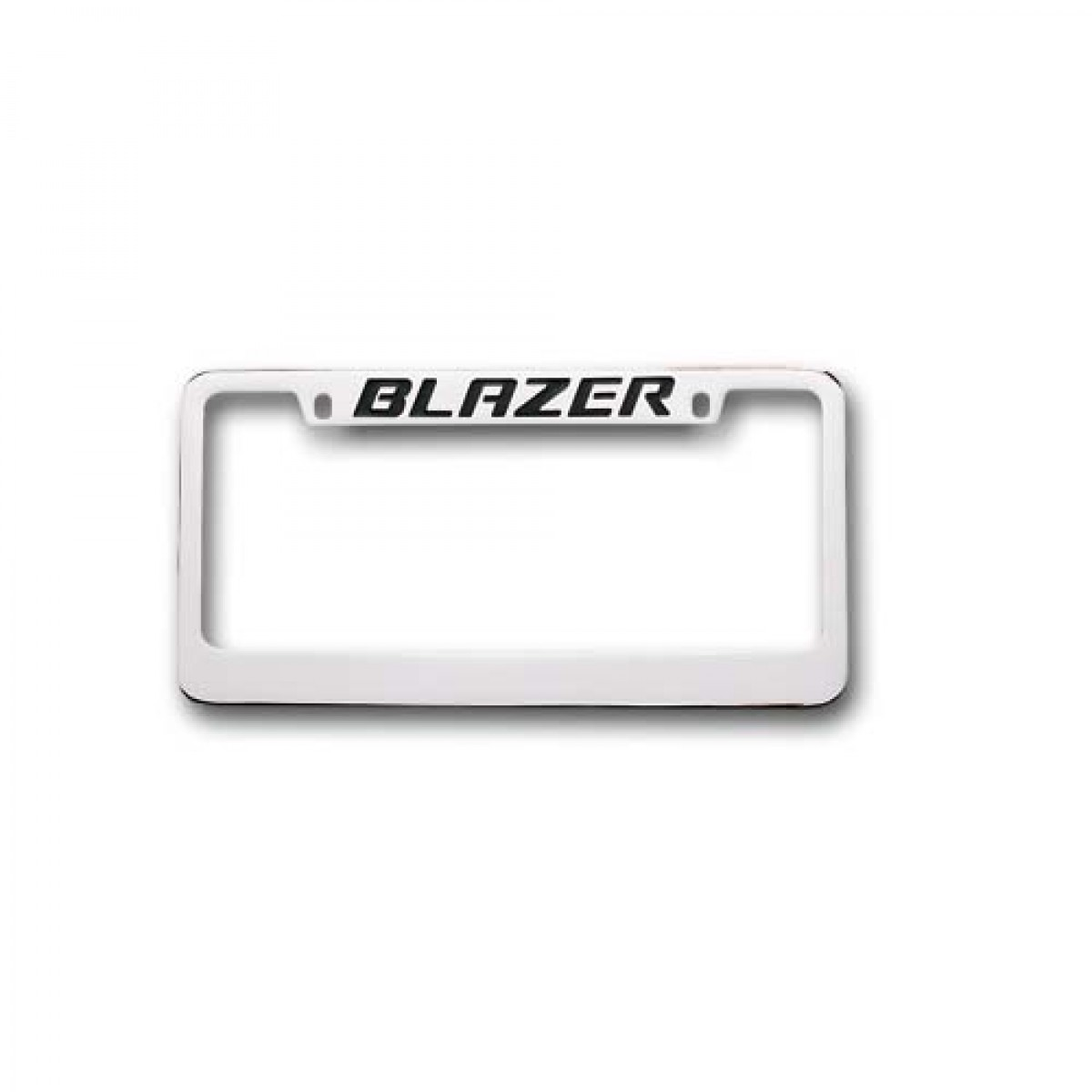 HossRods.com | CHEVY BLAZER CHROME LICENSE PLATE FRAME - License ...