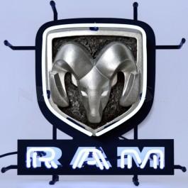 Dodge Ram Junior Neon Sign