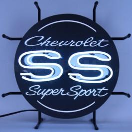 Chevrolet SS Junior Neon Sign
