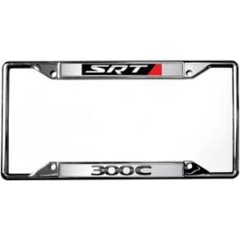 Chrysler SRT / 300 C License Plate Frame