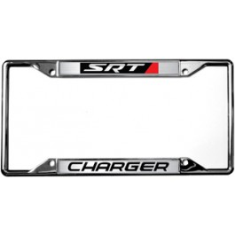 Dodge SRT / Charger License Plate Frame