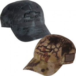 Chevy 3D Tactical Camo Hat