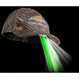 Chevy Camo Night Vision Hat by Realtree
