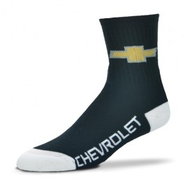 Chevrolet Socks with Bowtie