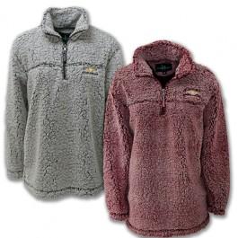 Sherpa Chevrolet Pullover Sweatshirt