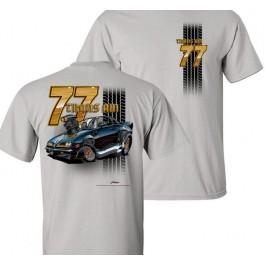 77 Trans Am Tooned Up T Shirt