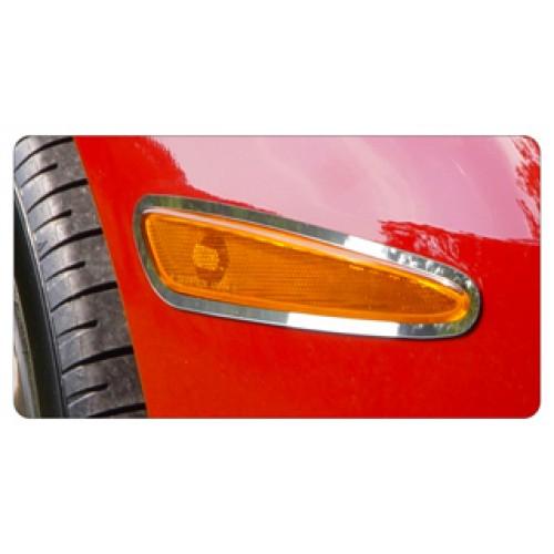 Chevrolet Corvette C6 Side Light Marker