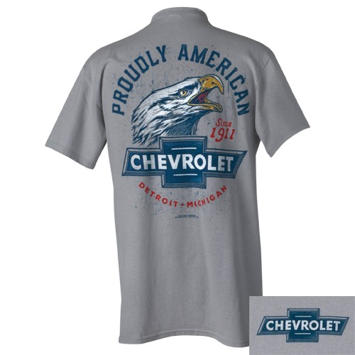 Chevrolet Proudly American