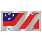 American Flag Caricature