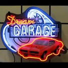 GTO Dream Garage Neon Sign