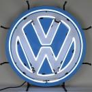 Volkswagen VW Round Neon Sign