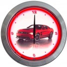 Boss 302 Neon Clock