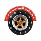 American Racing Tire Clock