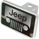 "Jeep ""Grille"" Trailer Hitch Cover"