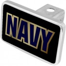 Navy Trailer Hitch Cover