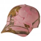 Chevy Ladies Realtree Camo Hat with Chevy Bowtie