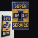 CHEVROLET SUPER SERVICE LIGHT SWITCH COVER