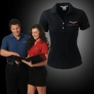 C6 CORVETTE LADIES NIKE GOLF CLASSIC DRI-FIT POLO
