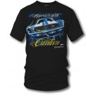 "1969 Camaro Z28 T Shirt ""Approach with Caution"""