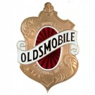Oldsmobile Embossed Sign