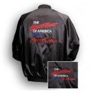 Heartbeat Of America with Monte Carlo Satin Jacket