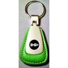 HUMMER GREEN LEATHER FOB