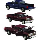 2014 Chevy Silverado LTZ Z71 Crew Cab 1:24 Scale Model