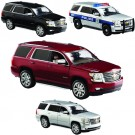 2015 Chevy Tahoe 1:24 Scale Model