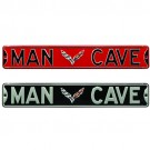 C7 Corvette Man Cave Street Sign