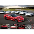 2014 C7 Corvette Stingray Puzzle