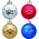 Chevrolet Light Up Ornament
