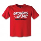 Kids C7 Corvette Growing Up Fast Tee