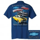 Chevy El Camino Party in the Back T Shirt
