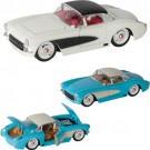 1957 Custom Corvette 1:24th Diecast
