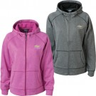 Ladies Chevrolet Competition Hooded Sweatshirt with Gold Bowtie