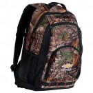 Chevrolet Camo Backpack by Extreme with Gold Bowtie