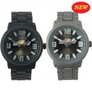 Chevrolet Enigma Watch with Gold Bowtie
