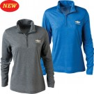 Ladies Chevrolet Cool & Dry Performance Jacket with Gold Bowtie
