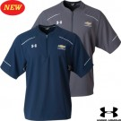 Chevrolet Under Armour Ultimate Short Sleeve Windshirt with Gold Bowtie