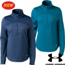 Ladies C7 Corvette Under Armour Expanse Quarter Zip Jacket